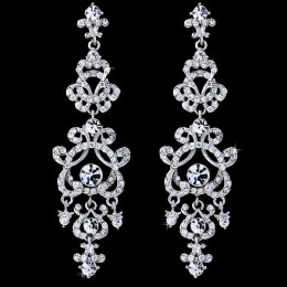 Maura Rhinestone Earrings
