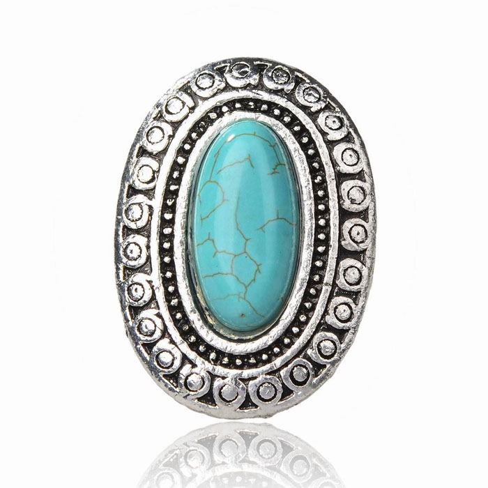 Leslie Turquoise Ring